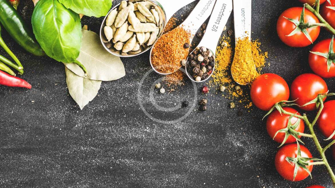 Which spice is a better match to greasy food